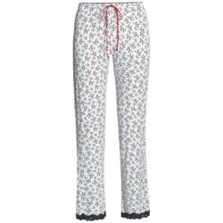 PJ Salvage Pajama Pants - Stretch Modal (For Women)