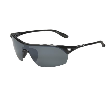 Native Eyewear Reactor Sunglasses - Reflex Lenses, Polarized