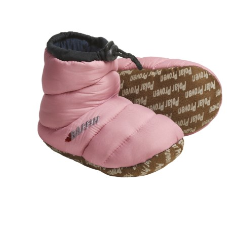 Baffin Cush Booties - Insulated (For Kids and Adults)