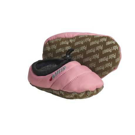 Baffin Cush Slippers - Insulated (For Kids and Youth)
