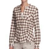 Gramicci Iguazu Edeni Flannel Shirt - Long Sleeve (For Women)