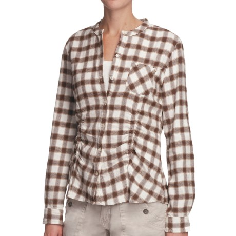 Gramicci Iguazu Edeni Flannel Shirt - Long Sleeve (For Women)