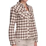 Gramicci Iguazu Nadia Flannel Shirt - Long Sleeve (For Women)