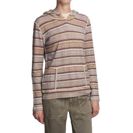 Gramicci Kat Kinkaju Hooded Pullover - UPF 20, Hemp/Cotton (For Women)