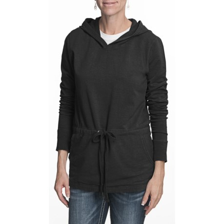 Gramicci Olivie Hooded Pullover - Hemp-Cotton (For Women)