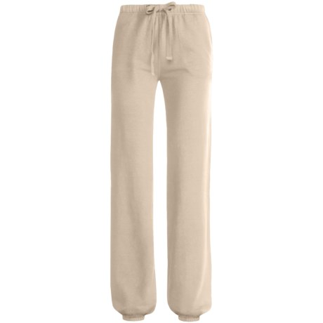 Gramicci Chloe Pants - French Terry (For Women)