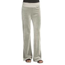 Gramicci Cristelle Velour Pants (For Women)
