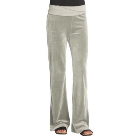 Gramicci Cristelle Velour Pants (For Women)