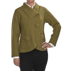 Two Star Dog Gretchen Jacket - Boiled Wool (For Women)