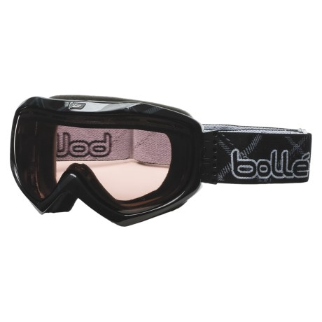 Bolle Quasar Snowsport Goggles - Modulator Vermillion Lens