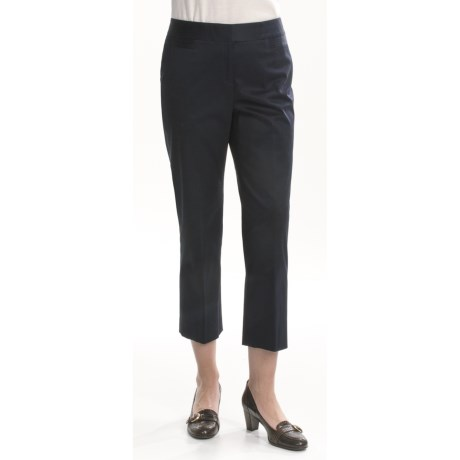 Lafayette 148 New York Reba Ankle Pant - Stretch Cotton (For Women)