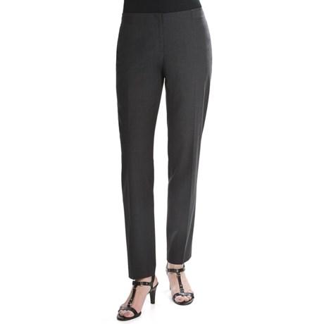 Lafayette 148 New York Astor Contemporary Pants - Wool-Lycra®, Slim Leg (For Women)