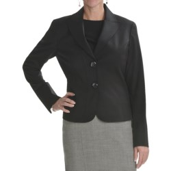 Lafayette 148 New York Gladstone Jacket - Stretch Wool (For Women)