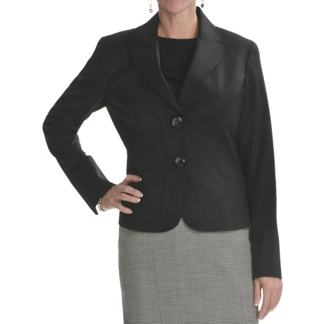 Lafayette 148 New York Gladstone Jacket - Stretch Wool (For Women)