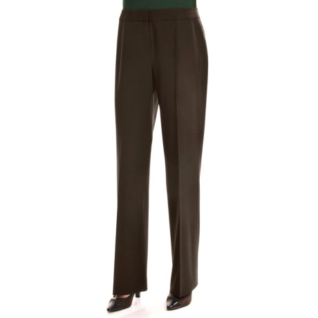 Lafayette 148 New York Classic Contemporary Pants - Stretch Wool (For Women)