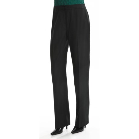 Lafayette 148 New York Classic Suit Pants - Wool (For Women)