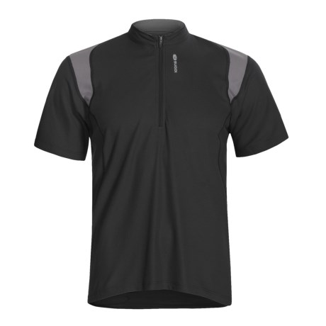 SUGOi Hans Cycling Jersey - Zip Neck, Short Sleeve (For Men)