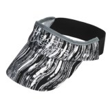 Skirt Sports Visor Hat - CoolMax® (For Women)
