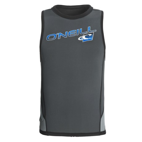 O'Neill Hyperfreak Rash Guard Vest - 1.5mm (For Men)