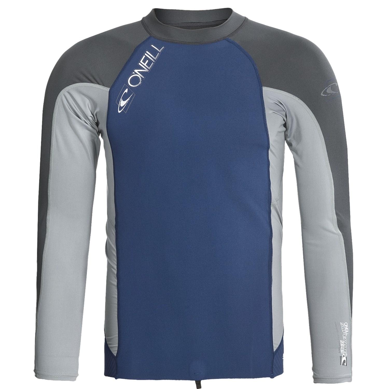 O 39 Neill Thinskin Superlite Rash Guard Shirt For Men