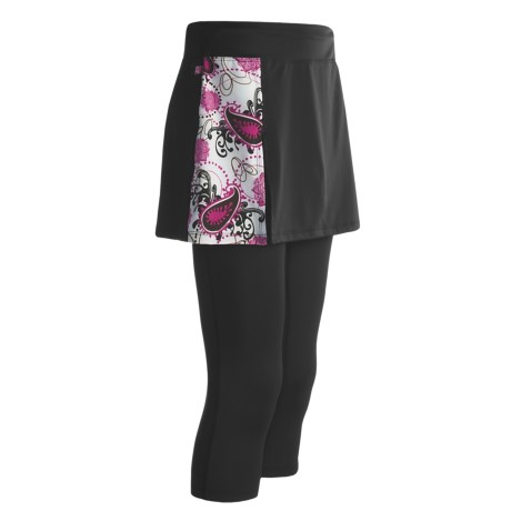 Skirt Sports Spinnin' Cycling Pants (For Women)