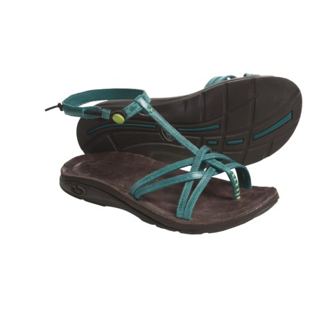 Chaco Native Ecotread Sandals - Leather (For Women)