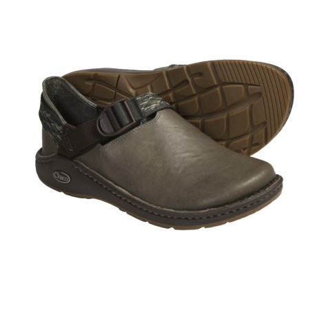 Chaco Pedshed Leather Shoes - Slip-Ons (For Men)
