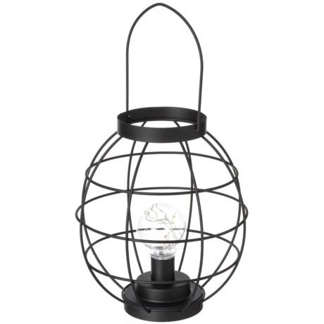 Elk Lighting Maddox Luminaria Round Starry Light Outdoor Lantern