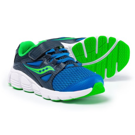 Saucony Kotaro 4 A/C Running Shoes (For Boys)