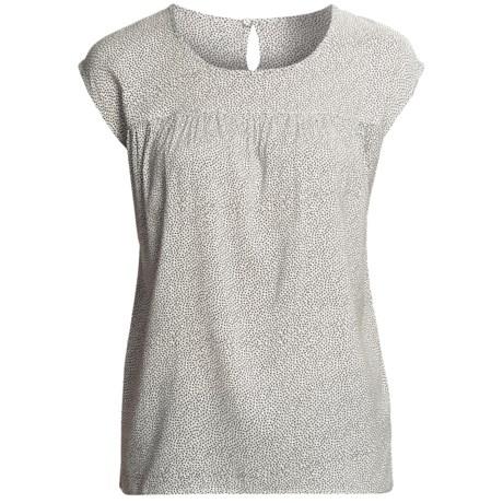 DC Shoes Novia Shirt - Short Sleeve (For Women)