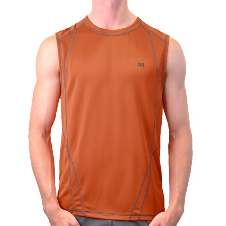 Alo Element Shirt - Sleeveless (For Men)