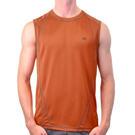 Alo Element Shirt - Sleeveless (For Men)