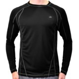 Alo Element T-Shirt - Recycled Materials, Long Sleeve (For Men)