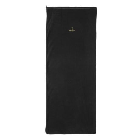 Browning Alpine Fleece Sleeping Bag Liner