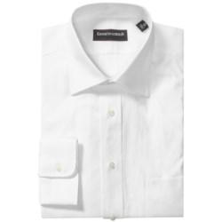 Kenneth Gordon 2-Ply Pinpoint Dress Shirt - Long Sleeve (For Men)