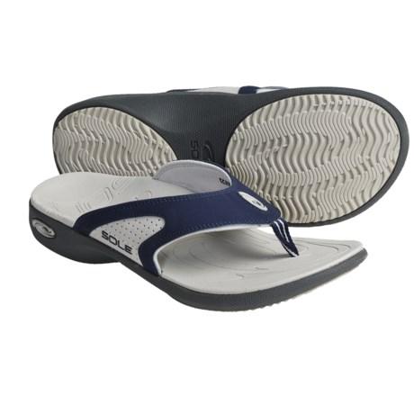 Sole Sport Flip Sandals (For Men)