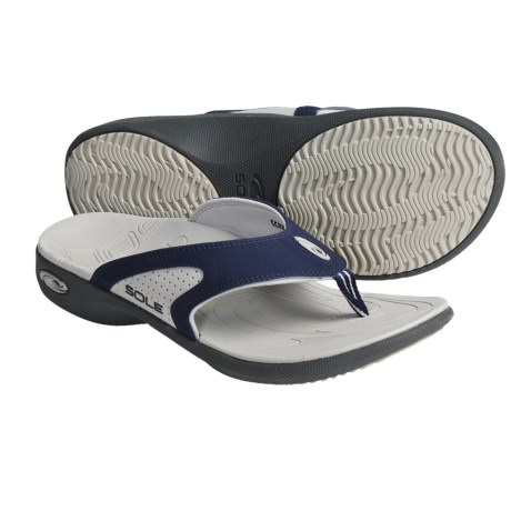 Sole Sport Flip Sandals (For Men)