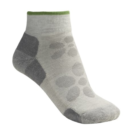 SmartWool Outdoor Light Mini Sport Socks - Merino Wool, Ankle (For Women)