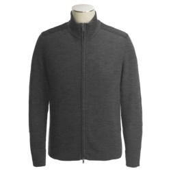 Victorinox Mahale Cardigan Sweater - Full Zip (For Men)