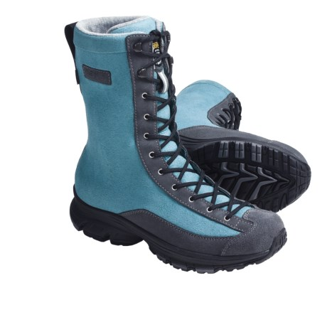 Asolo Powder Gore-Tex® Suede Boots - Waterproof, Insulated (For Women)