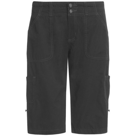 Ojai Fast Dry Bermuda Shorts (For Women)