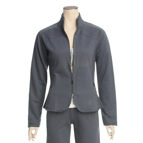 Ojai Workout Jacket (For Women)