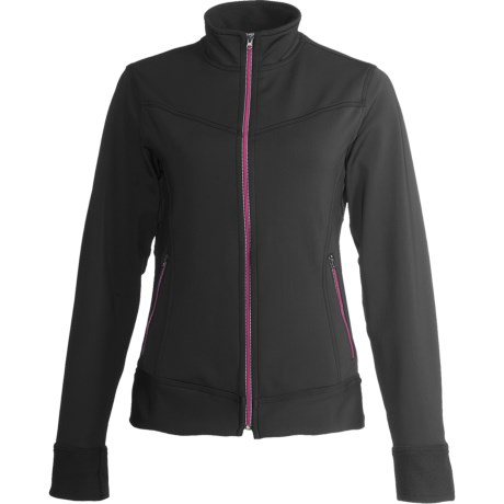Skirt Sports 10:05 Jacket - Stretch Fleece (For Women)