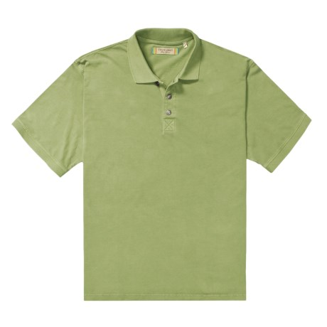 True Grit Buffalo Nickel Polo Shirt - Ring-Spun Cotton, Short Sleeve (For Men)