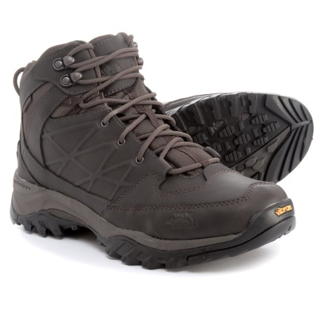 The North Face Storm Mid Hiking Boots - Waterproof, Leather (For Men)