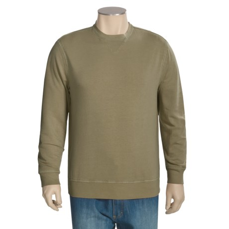 True Grit Luxe Fleece Sweatshirt (For Men)