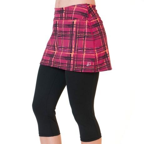 Skirt Sports Lotta Breeze Capri Skirt (For Women)