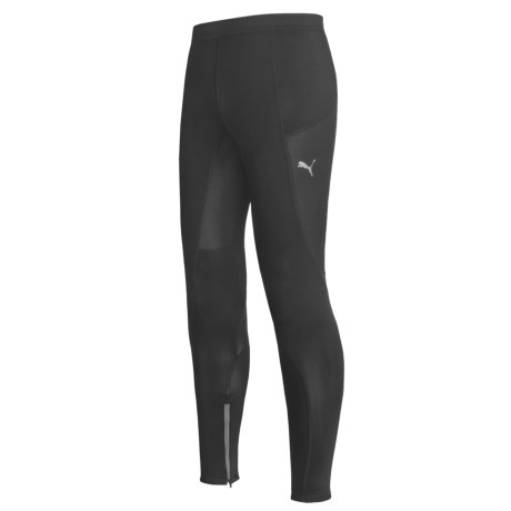 Puma Long Running Tights (For Men)