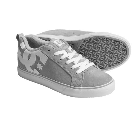 DC Shoes Court Vulc Skate Shoes (For Men)