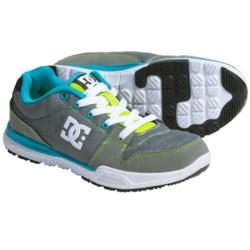 DC Shoes Alias Lite Skate Shoes (For Boys and Girls)